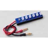 Hyperion Six Port parallel Charge Adapter for 1S LiPo mCPX Packs