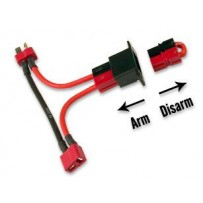 Battery Arming Switch - Safely Arm and Disarm RC Vehicles
