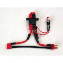 No-Spark Hi Current Battery Arming Switch  - Safely Arm & Disarm RC Vehicles