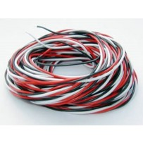 Hyperion Servo Extension Wire 6 Meter Bulk Light 22 Ga