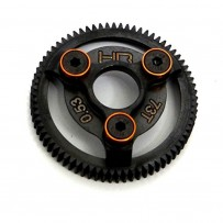 Hot Racing Steel Spur Gear 73 Tooth 48 Pitch - Traxxas Rustler