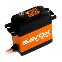 Savox SA1230SG Coreless Digital Servo .016/500 @6V