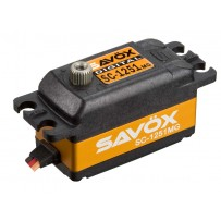 Savox Low Profile Digital Full Metal Gear Servo (.09s / 125oz-in) SAVSC1251MG
