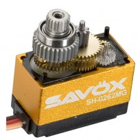 Savox Micro Digital Metal Gear Servo .06/30 SAVSH0262MG