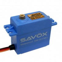 Savox SW-0231MG Waterproof High Torque STD Metal Gear Digital Servo