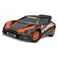 Traxxas Rally VXL 1/10 4WD Racer 2.4Ghz w/NiMh iD Battery and Fast Charger - 74076-1